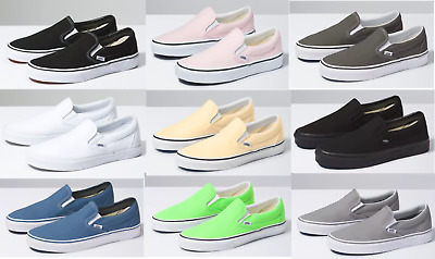 Vans CLASSIC SLIP ON Canvas Sneaker