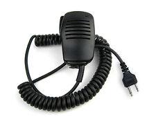 2 Pin Speaker Mic for Cobra Radio FRS90 FRS100 ICOM IC-V80 IC-V8 IC-V82 IC-V85