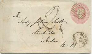 GB-LONDON-Inland-Office-10-Numeral-Postmark-Parmenter-10D-NEW-EARLIEST-DATE