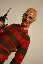 1/6 Custom Freddy Krueger by Silent Surfer- Nigtmare Dream Warriors Sideshow 12""