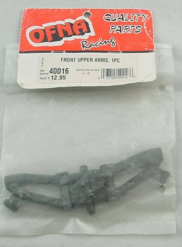 # 40016 OFNA FRONT UPPER ARMS