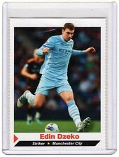 2012 Sports Illustrated Kids Si Sifk EDIN DZEKO Manchester City Soccer