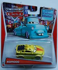 Disney Pixar Cars Toon TOKYO MATER / KOMODO  1:55 New 2014