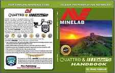 Minelab Safari and Quattro  Handbook...Signed by the Author