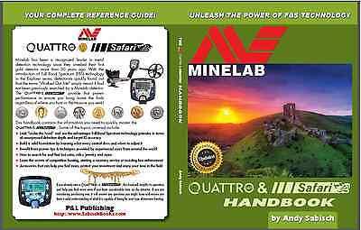 The minelab quattro & safari handbook by andy sabisch serious.