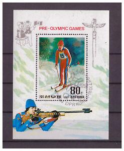 Korea-Olympische-Winterspiele-Calgary-MiNr-2883-Block-226-1987