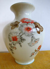 1910_Jugendstil_Thomas Ivory Vase Porzellan_21 cm_handbemalt_Bavaria