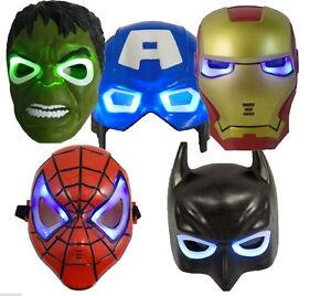 New super hero avengers hulk batman captain america spiderman amp iron