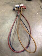 Imperial Eastman Manifold Gauge Set 2 Valve Brass Hvac