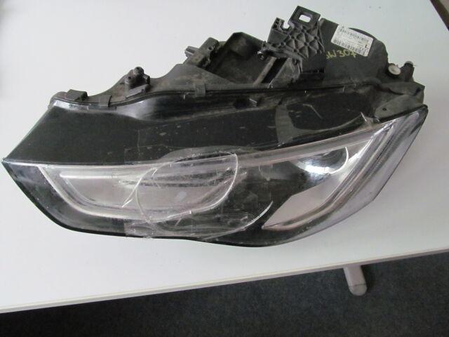 Xenon Scheinwerfer links Audi A5 8T Facelift Teilenummer: 8T0941005C beschädigt!