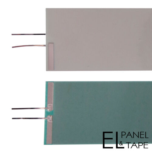 Glow Foil for Many Synths £14.00 40mm x 132mm Replacement EL Panel Backlight
