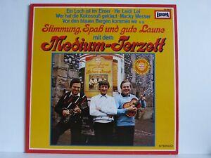 Medium-Terzett-Vinyl-LP-Stimmung-Spass-und-gute-Laune