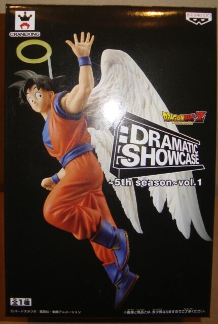 DRAGON BALL Z DRAMATIC SHOWCASE 5th SEASON VOL.1 SON GOKU ANGEL VERS. BANPRESTO