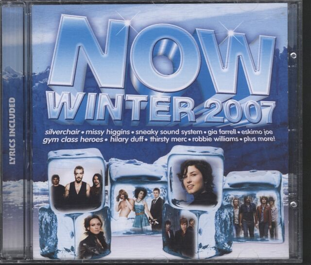 Now Winter 2007 Various - Now Winter 2007 CD