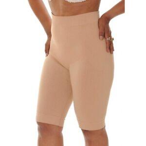 Anti Cellulite Hose Leggings Formhose Mieder Hoch mit Turmalin Aktiv Figurformer