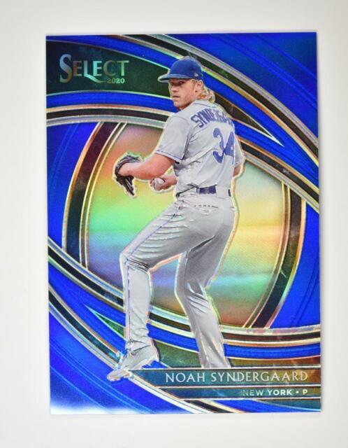2020 Select Premier Blue #122 Noah Syndergaard /149 - New York Mets