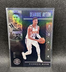 Deandre-Ayton-2019-20-Illusions-Black-Numbered-08-49-Rare-Panini-NBA-48-Suns