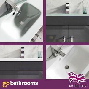 Newton Replacement Vanity Basins White Glass Ceramic Uk Bathroom Sink Ebay