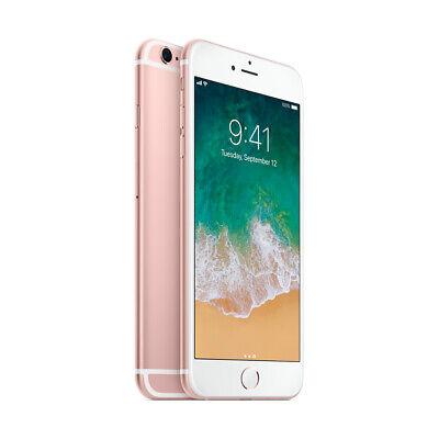 iphone 6s plus 128gb rosegold neu