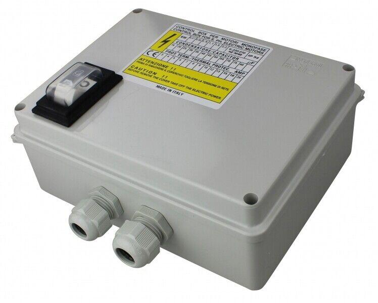 Controlbox MF80 A.20, 230 50, KW 2,2