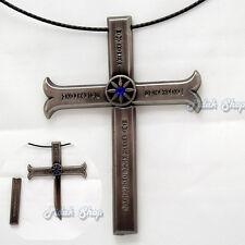one piece necklace halskette collana cosplay mihawk sword blade spada drakul new