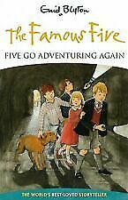 Enid-Blyton-Five-Go-Adventuring-Again-The-Famous-Five-Paperback-Book-NEW
