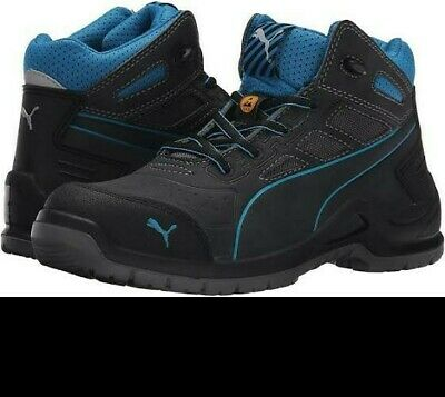 Womens Puma Steel Toe Mid work shoes | eBay