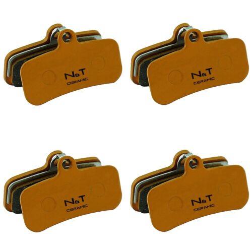 Tektro HD E720 E725 M735 ANTERIORE M745 Q10YS semi in ceramica Sinterizzato Pastiglie Freno a disco