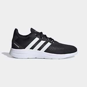 Details about Adidas NEO Lite Racer RBN 2.0 [FW3246] Mens Casual Shoes Black/Cloud White-Grey