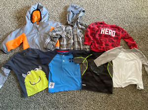 Boys-24-Month-2T-Clothing-Lot-Fall-winter-Mixed-Lot