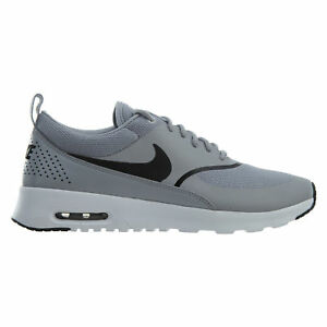Details about Nike Air Max Thea Womens 599409 030 Wolf Grey Black Running Shoes Size 6
