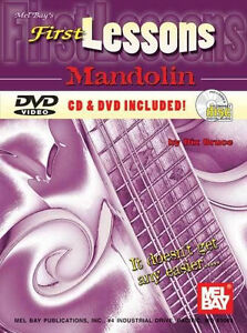 50-OFF-SALE-NEW-MANDOLIN-BOOK-FIRST-LESSONS-CD-DVD