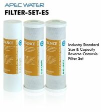 APEC Water System FILTER-SET-ES Essence Standard Capacity Pre-Filter Set, New, F