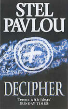 Decipher, By Pavlou, Stel,in Used but Acceptable condition