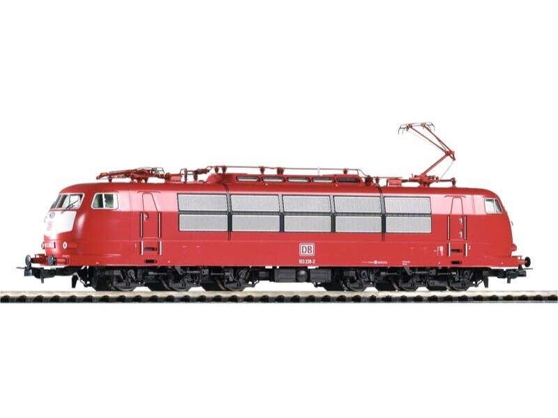 Piko 51672 e-Lok br 103 de la DB AG, versión larga, época V, pista h0