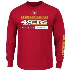 La foto se está cargando San-Francisco-49ers-Majestic-NFL -destinatario-principal-2- e85aa1fa170