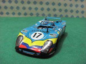 PORSCHE-908-2-Flunder-3000cc-Spyder-034-Le-Mans-1974-034-1-43-Best-9525-LE