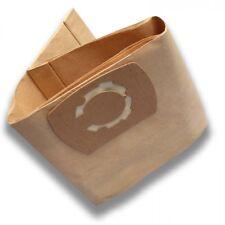 10x Staubsaugerbeutel geeignet Einhell Royal Inox 1450 WA