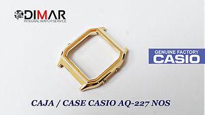 Vintage Case/Box Casio AQ-227 NOS