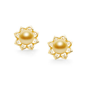 Round-Golden-South-Sea-Cultured-Pearl-Stud-Earrings-14k-Yellow-Gold-Screw-Back