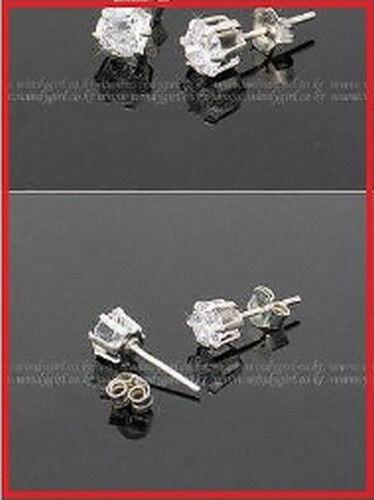 1 paire Bijoux Boucles d/'oreilles diamant strass mode tendance fashion