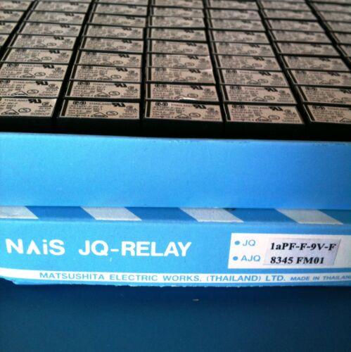 JQ1APF-F-9V-F NAIS AJQ8345FM01 JQ RELAY 1 FORM A 9V GEN PURPOSE RELAY 9V