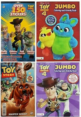 Toy story 4 comic book