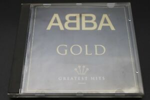ABBA-Gold-Greatest-Hits-1992-CD-Polydor-517-007-2