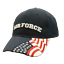 Rockpoint-Military-Navy-Air-Force-Marines-Army-adjustable-cap-USA-flag thumbnail 2