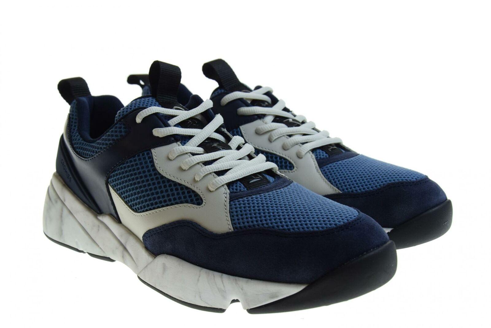 Cromier P19us shoes men sneakers 2C02 blueE