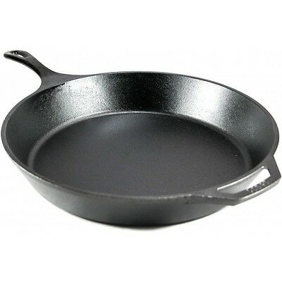 new cast iron skillet instructions