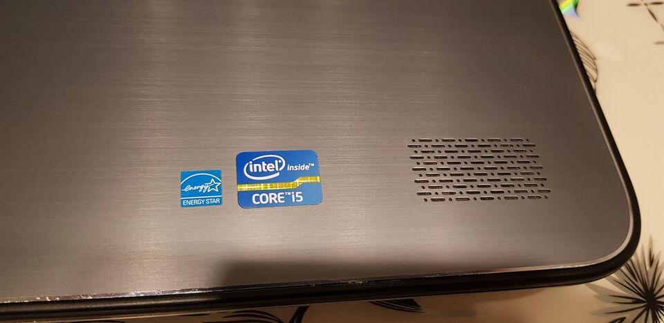 Dell XPS 17-L702X, intel (R) Core (TM) i5-2450M CPU@2.50
