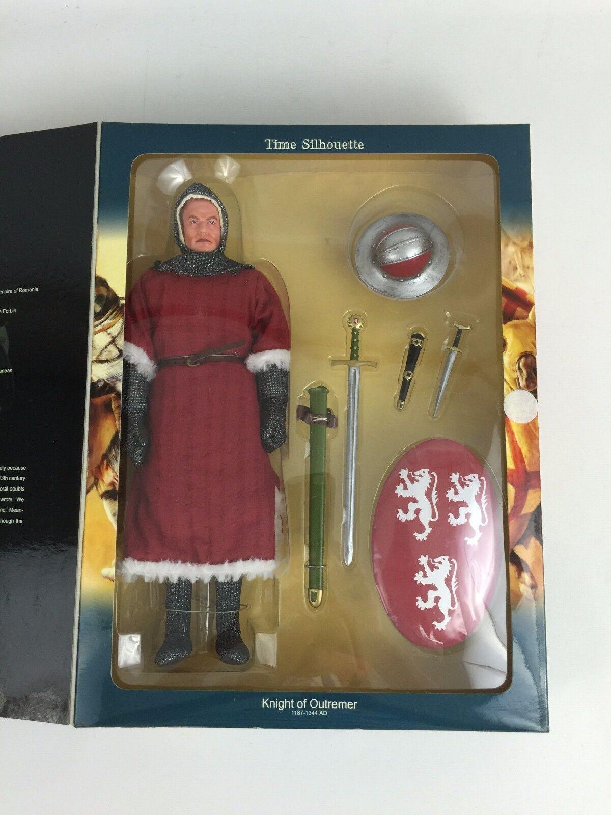 Tiempo silueta Caballero de Outremer 1187-1344 DC Ignite 1 6th escala figura