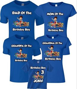 Image Is Loading Mom Dad Family Custom Birthday Boy Girl